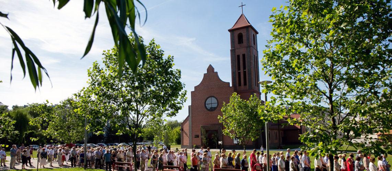 Parafia pw. Miłosierdzia Bożego we Wrocławiu